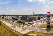Za 3 tygodnie otwarcie rozbudowanego Outlet Park Szczecin