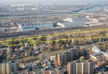 Warszawa: Targówek walczy z Pragą: spór o 12 hektarów terytorium