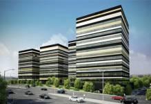 Katowice: Drugi budynek kompleksu Silesia Business Park z pozwoleniem na użytkowanie