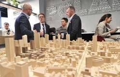 Warszawa na MIPIM zaprezentuje swoje plany rozwoju