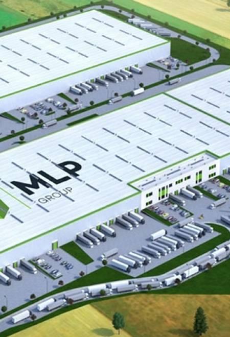 MLP Group wybuduje drugi park logistyczny pod Wrocławiem