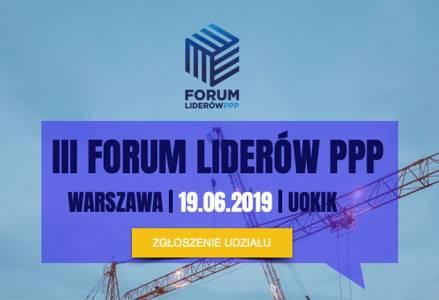 Forum Liderów PPP już w czerwcu